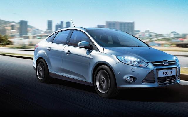 Novo Ford Focus 2014 - Brasil