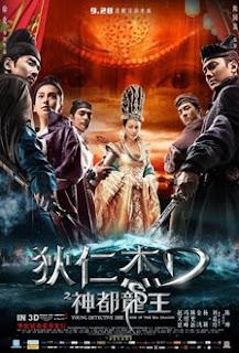 Địch Nhân Kiệt: Rồng Biển Trỗi Dậy || Young Detective Dee: Rise Of The Sea Dragon