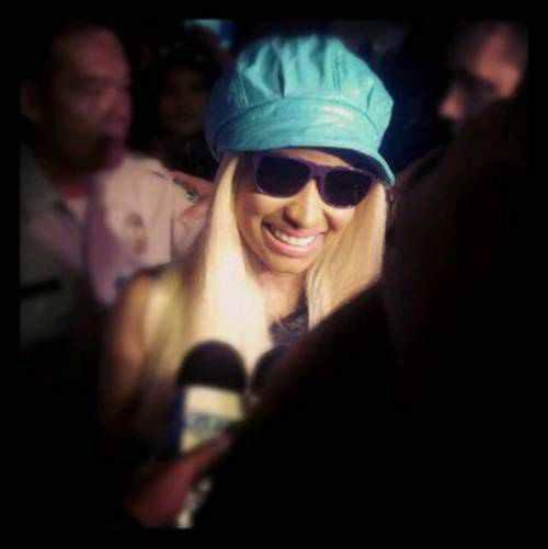 Sabrina Filipino Singer – Album Turns Double Platinum In Indonesia!