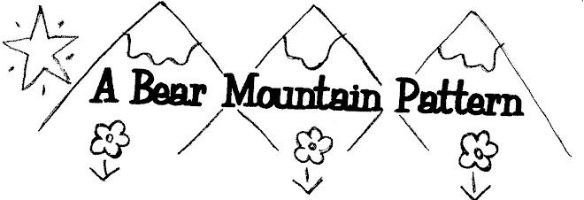 A BEAR MOUNTAIN PATTERN