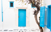 Mykonos alleys part 2
