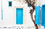 Mykonos alleys part 2