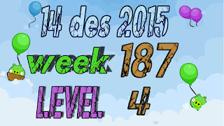 Angry Birds Friends Tournament Week 187 level 4