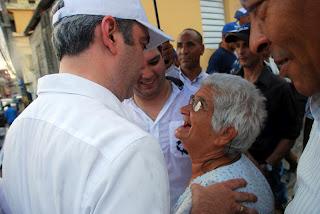 Abinader visitará Cancino Adentro donde hará mano a mano