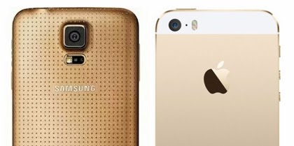 Did Samsung Copy Apple's gold
