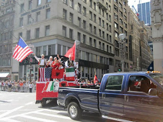 Albanesi negli Usa