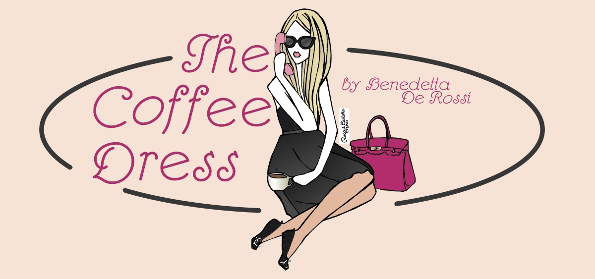 The coffee dress Fashion blog