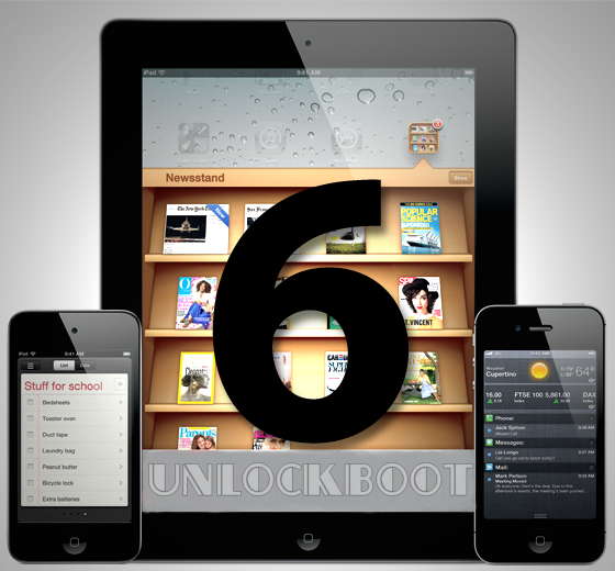 iOS 6 Features and release date