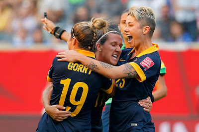2015 FIFA Women's World Cup: Brazil vs Australia Live Stream