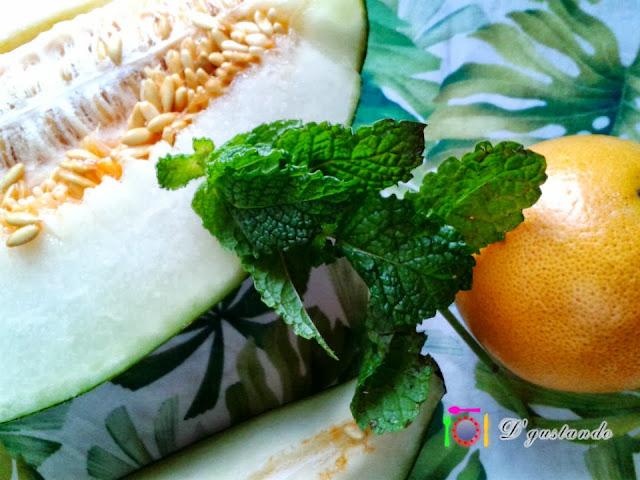 El melón, fruta de temporada