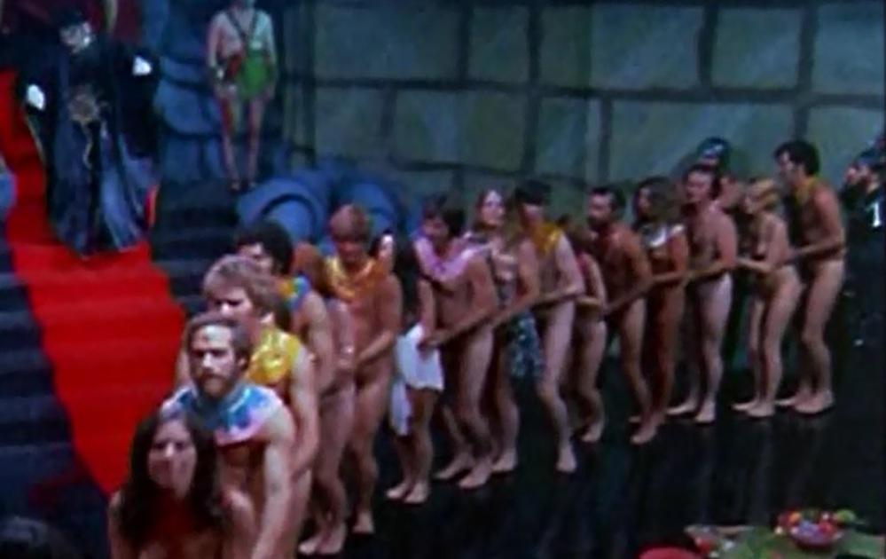 Like flesh gordon orgy scene plz One