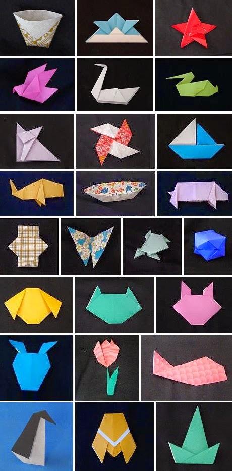 easy kids origami