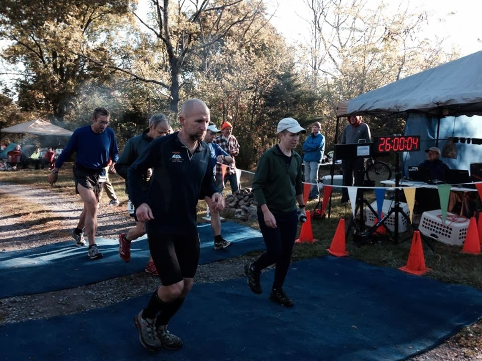 Big Backyard Ultra : Thats What She Said Round 2 at the Big Dog Backyard Ultra