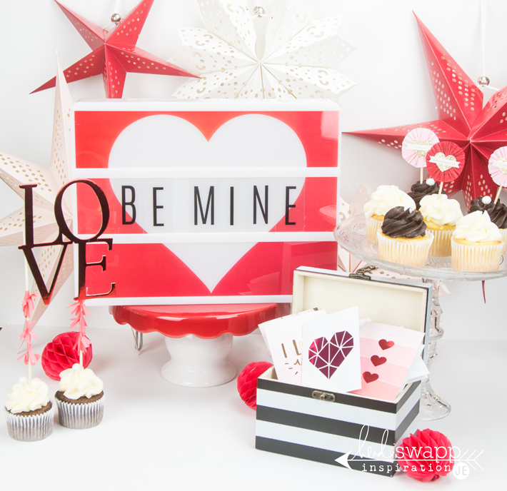 Be Mine Classroom Valentine's Day Party by @createoften for @heidiswapp