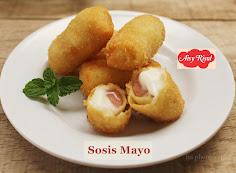 Risol Mini Sosis Mayo