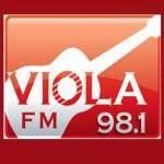 ouvir a Rádio Viola FM 98,1 Guaraniaçu PR