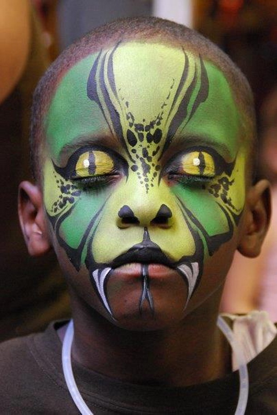 7 Creative And Scary Halloween Makeup Ideas For Kids | Lifestylexpert
