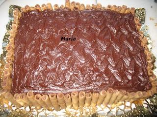 Tarta de galleta