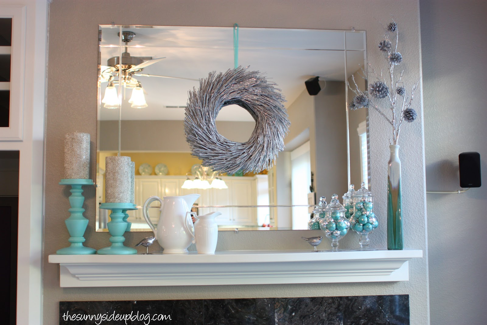 beautiful contemporary mantel decorating ideas images - home