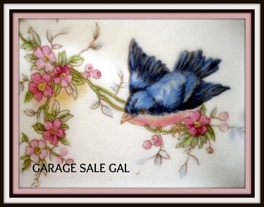 GARAGE SALE GAL