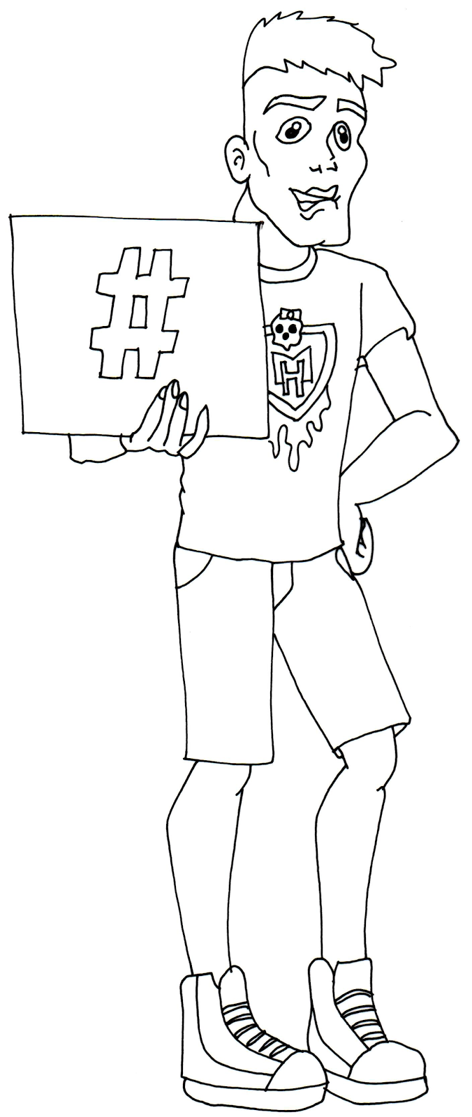 camera coloring page coloring pages gallery