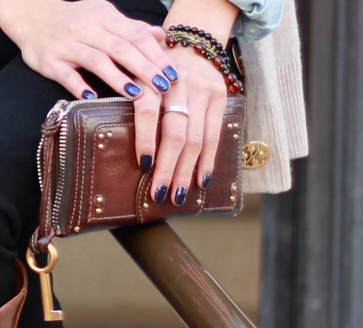 chloe paddington wallet clutch
