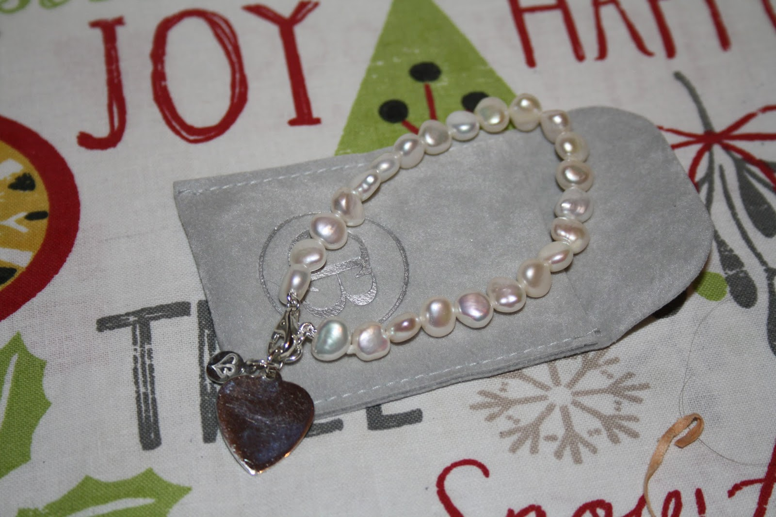 Claudia Bradby Pearl Bracelet