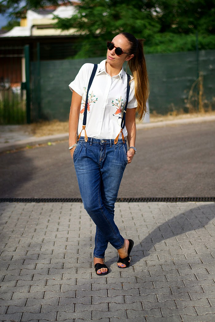 jeans haikure