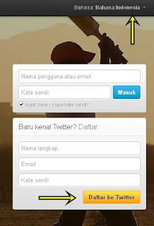 step 1 create twitter account