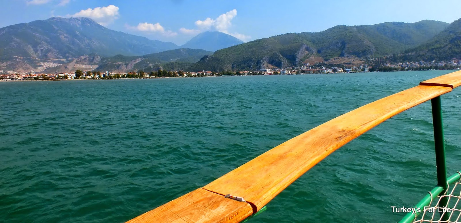 Fethiye Bay, Turkey - By Water Taxi From Çalış