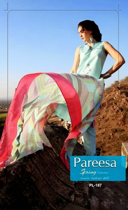 ChenOne Lawn Dresses for Pareesa