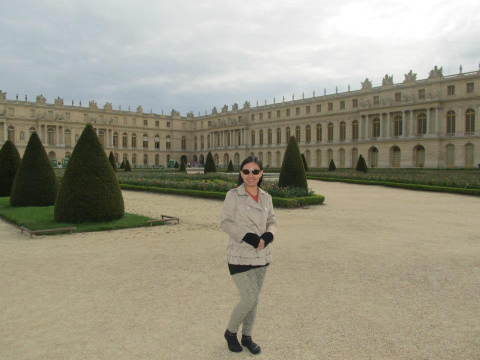 Paris France Palace of Versailles