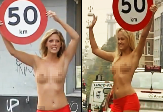 danish speed control bikini bandits