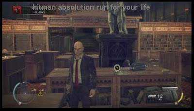 Hitman Aboslution Run For Your Life Walkthrough