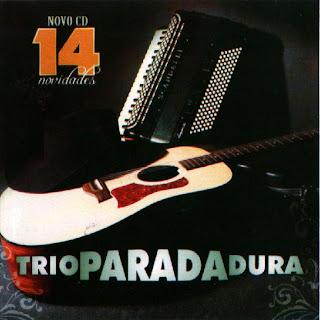 Capa Trio Parada Dura   14 Novidades  | músicas