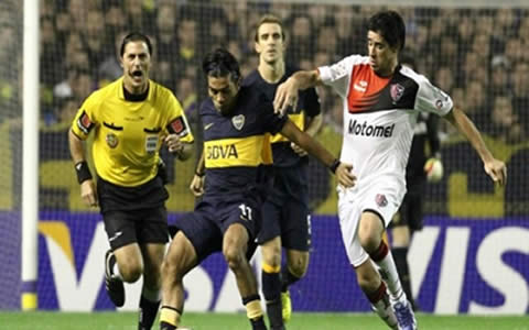 Newell's Old Boys vs Boca Juniors