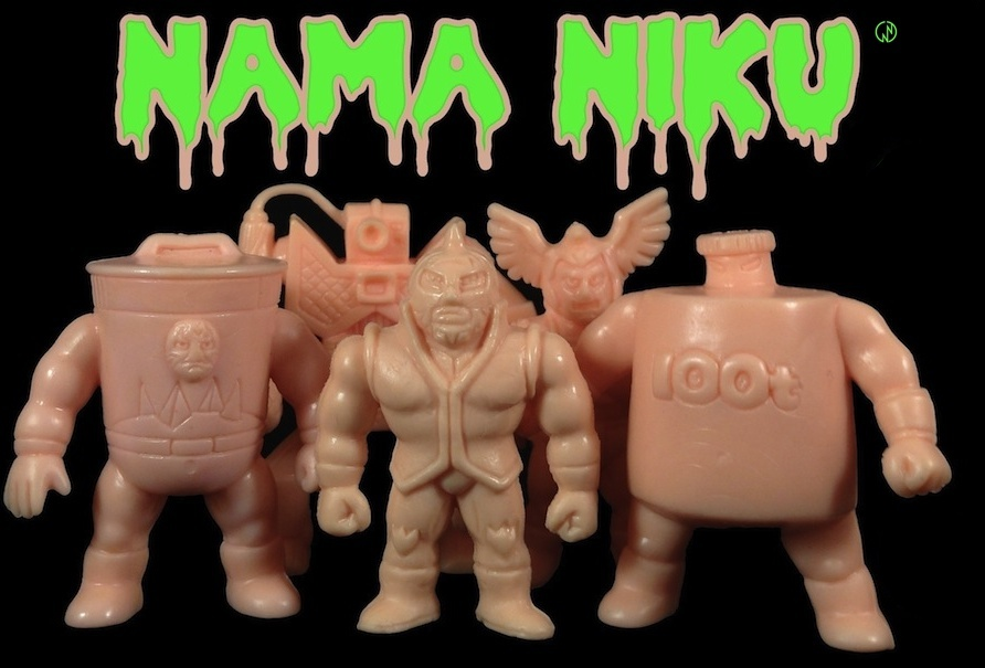 Nama Niku Kinnikuman News