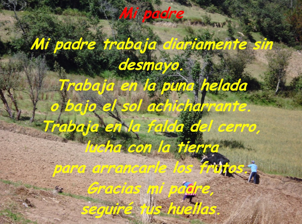 Poema Al Padre - World News