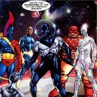 Guardianes de la Galaxia: conoce a los tres ultimos fichajes