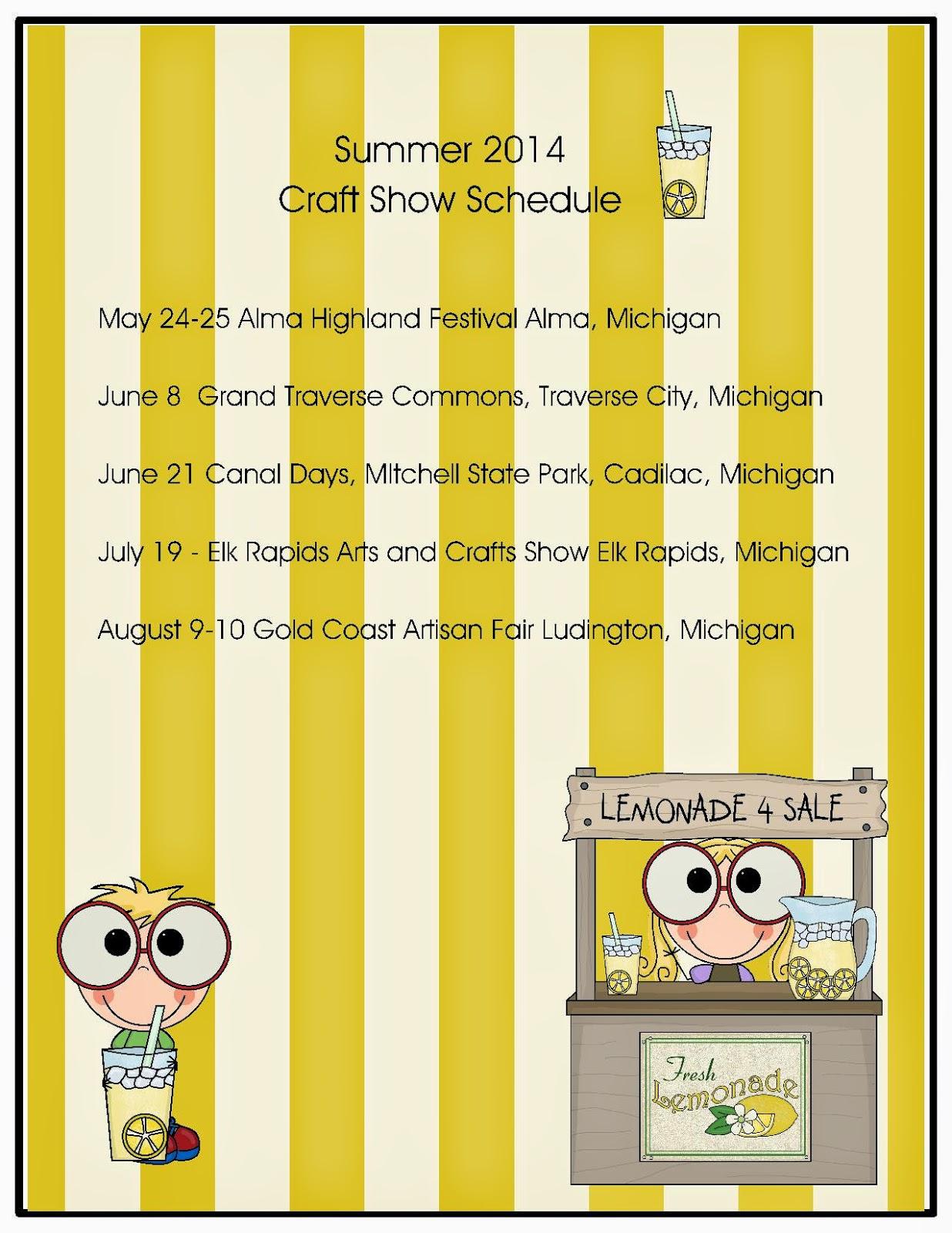 Playdough of the month club craft and vendor shows for Vendor craft shows near me