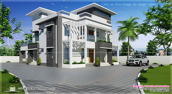 Villa contemporary design