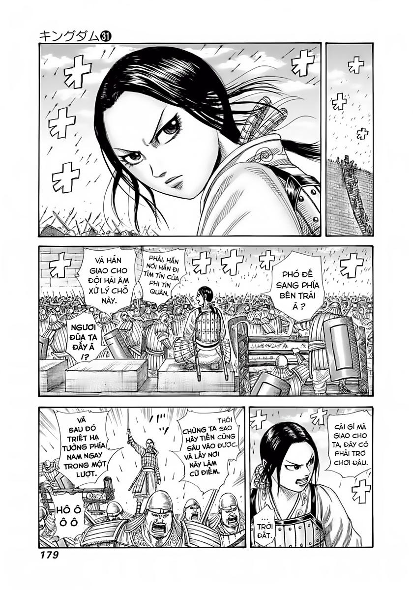 Kingdom - Vương Giả Thiên Hạ Chapter 337 page 11 - IZTruyenTranh.com