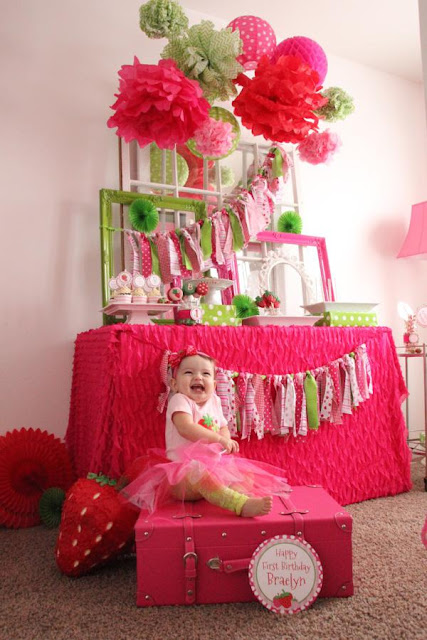 I Dig Pinterest 15 Fabulous First Birthday Party Ideas