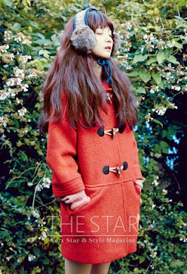 Yoon Seung Ah - The Star Magazine October Issue 2013