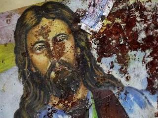 Jesus, blood, violence, memory, remembrance