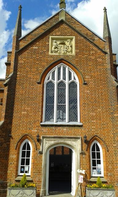 Almshouse Chapel Saffron Walden