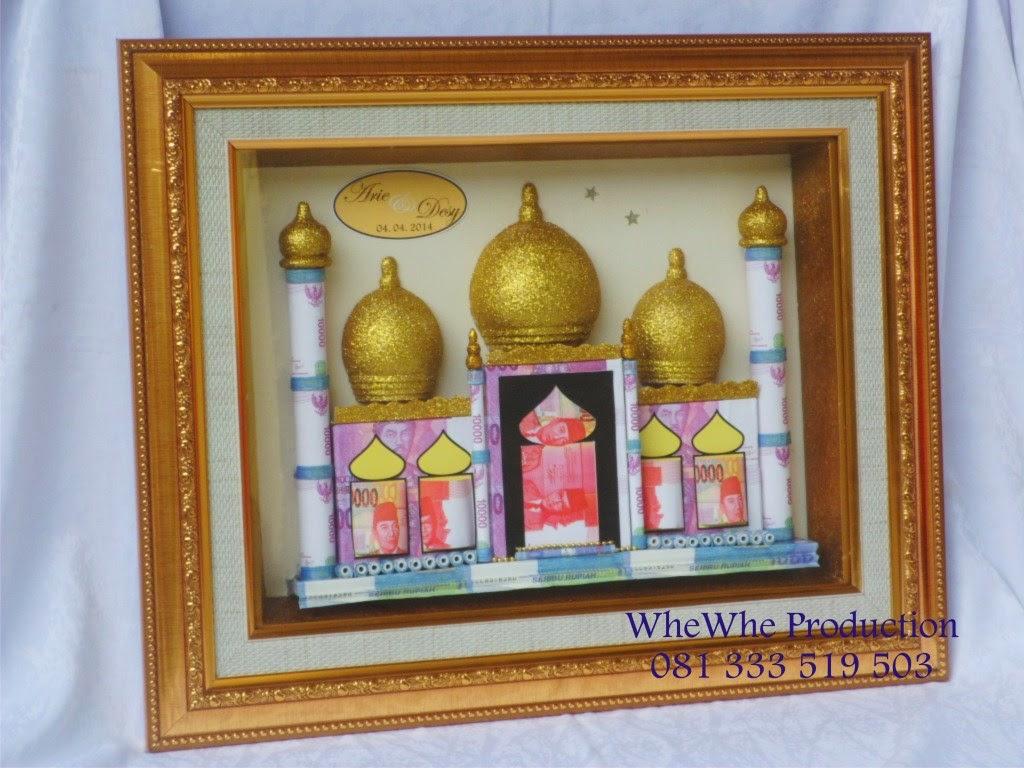Mahar Masjid  Dimensi
