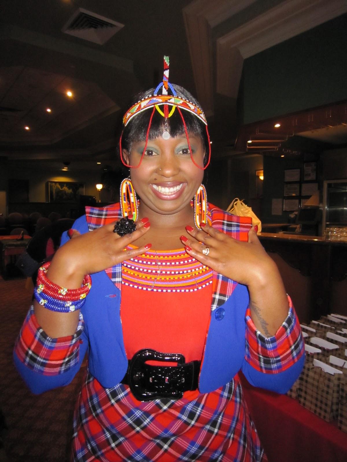 The Modern Maasai... | Imoanu0026#39;s Wordrobe