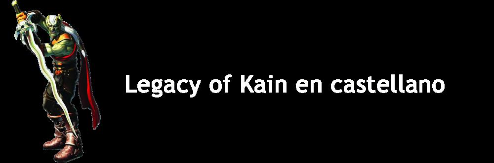 Legacy Of Kain en español