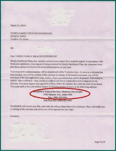 Sample Letter Denying Rental Application